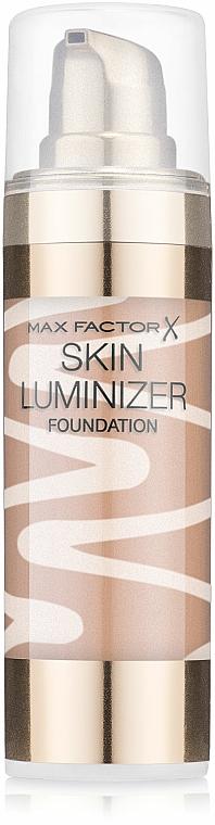Foundation - Max Factor Skin Luminizer Miracle Foundation