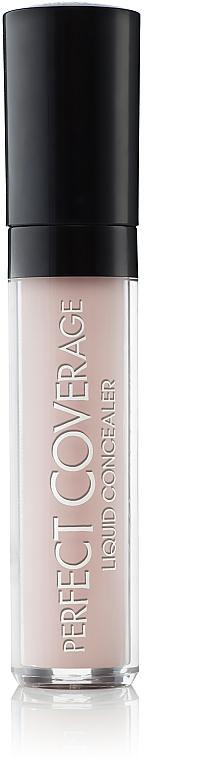 Gesichts-Concealer - Flormar Perfect Coverage Liquid Concealer