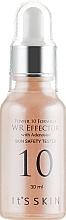 Düfte, Parfümerie und Kosmetik Straffendes Gesichtsserum mit Adenosin, Kaviar-Extrakt und Aminosäuren - It's Skin Power 10 Formula Wr Effector