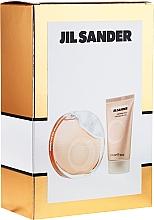 Düfte, Parfümerie und Kosmetik Jil Sander Sensations - Duftset (Eau de Toilette 40ml + Körpercreme 50ml)