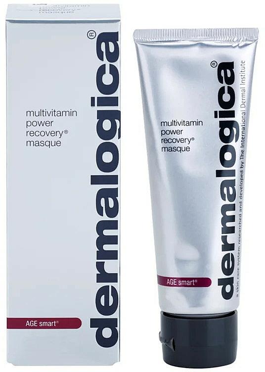 Regenerierende Gesichtsmaske mit Vitaminen - Dermalogica Age Smart MultiVitamin Power Recovery Masque