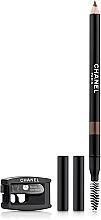 Düfte, Parfümerie und Kosmetik Augenbrauenstift - Chanel Crayon Sourcils