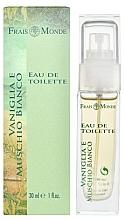 Düfte, Parfümerie und Kosmetik Frais Monde Vanilla And White Musk - Eau de Toilette