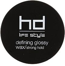 Düfte, Parfümerie und Kosmetik Haarwachs mit Glanzeffekt Starker Halt - Farmavita HD Defining Glossy Wax/Strong Hold