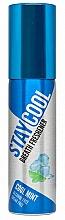 Düfte, Parfümerie und Kosmetik Erfrischendes Mundspray mit Minzgeschmack - Stay Cool Breath Fresheners Cool Mint