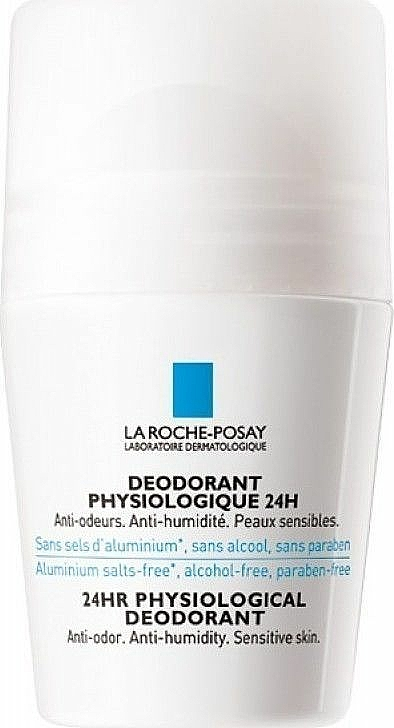 Deo Roll-on - La Roche-Posay Physiological 24H Roll-On Deodorant