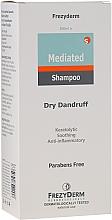 Düfte, Parfümerie und Kosmetik Beruhigendes Anti-Shuppen Shampoo für trockenes Haar - Frezyderm Mediated Dry Dandruff Shampoo