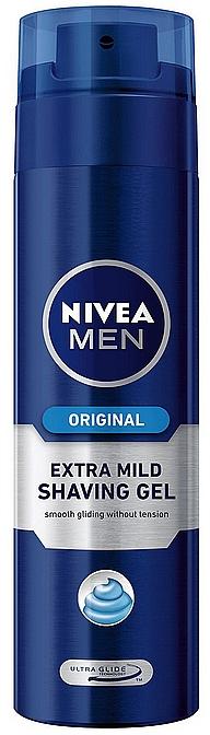 Rasiergel - Nivea Original Extra Mild Shaving Gel — Bild N1