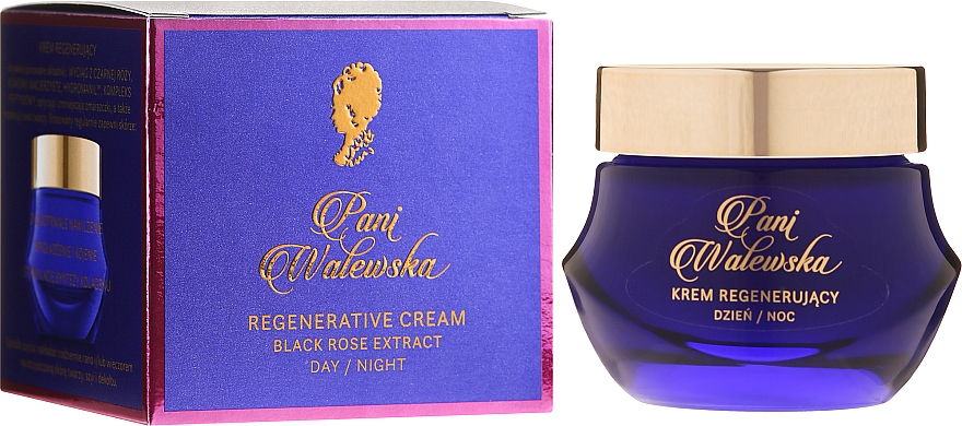 Regenerierende Creme für Tag und Nacht - Pani Walewska Classic