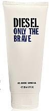 Düfte, Parfümerie und Kosmetik Diesel Only The Brave - Duschgel