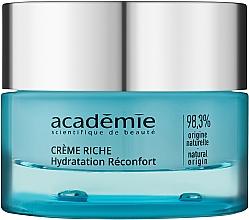 Düfte, Parfümerie und Kosmetik Intensiv pflegende Gesichtscreme - Academie Visage Extra Rich Cream