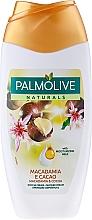 Düfte, Parfümerie und Kosmetik Duschmilch mit Macadamia und Kakao - Palmolive Naturals Smooth Delight Shower Milk