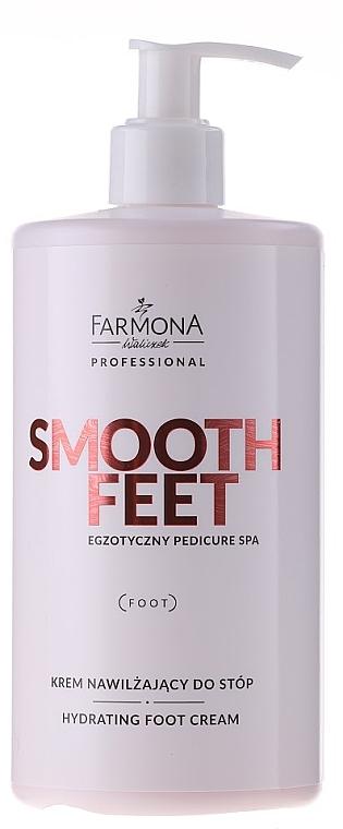 Regenerierende Fußcreme mit Grapefruit - Farmona Exotic Pedicure SPA