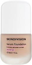 Düfte, Parfümerie und Kosmetik 2in1 Gesichtsserum-Foundation - SkinDivision Serum Foundation