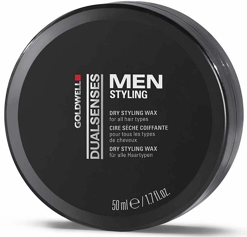 Haarwachs Mittlerer Halt - Goldwell Goldwell Dualsenses For Men Dry Styling Wax