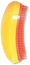 Düfte, Parfümerie und Kosmetik Haarbürste gelb - Deni Carte Combustion Brush Classic