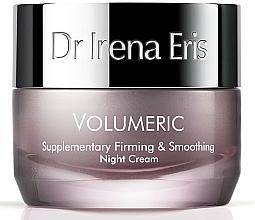 Düfte, Parfümerie und Kosmetik Straffende und glättende Nachtcreme für das Gesicht - Dr. Irena Eris Volumeric Supplementary Firming & Smoothing Night Cream
