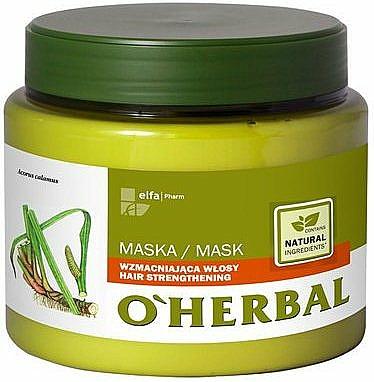Stärkende Haarmaske - O'Herbal