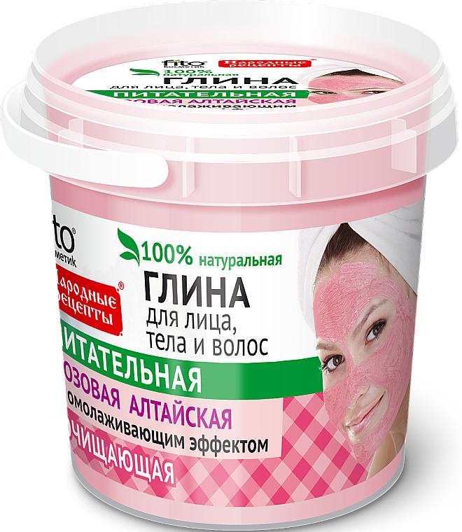 Rosa Altai-Ton für Gesicht, Körper und Haare - Fito Kosmetik