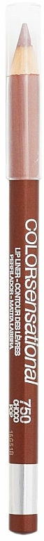 Lippenkonturenstift - Maybelline Color Sensational Lip Liner