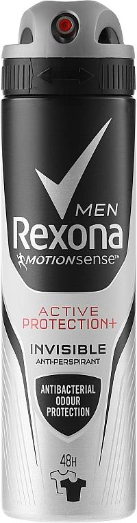 Deospray Antitranspirant - Rexona Men Active Protection+ 48H Anti-Perspirant Spray