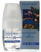 Düfte, Parfümerie und Kosmetik Frais Monde White Musk And Grapefruit - Eau de Toilette