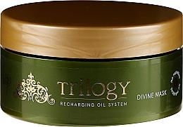 Düfte, Parfümerie und Kosmetik Pflegende Haarmaske für dickes und strapaziertes Haar - Vitality's Trilogy Divine Mask