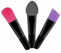 Lippen,- und Lidschatten-Applikatoren 3 St. - Vipera Magnetic Play Zone