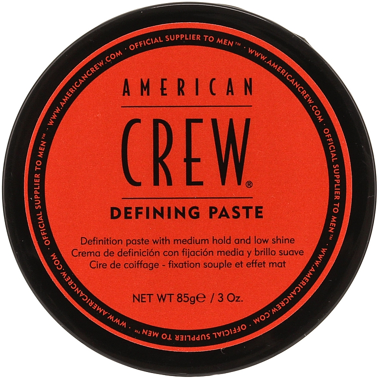 Modellierende Haarpaste - American Crew Classic Defining Paste