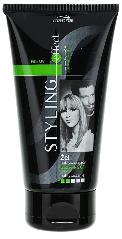Haargel für mehr Glanz - Joanna Styling Effect Styling Gel Gloss