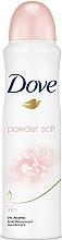 Düfte, Parfümerie und Kosmetik Deospray Antitranspirant Powder Soft - Dove