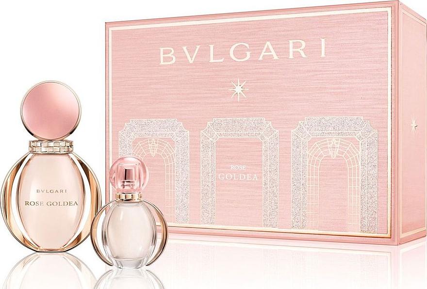 Bvlgari Rose Goldea - Duftset (Eau de Parfum 50ml + Eau de Parfum 15ml)