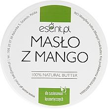 Düfte, Parfümerie und Kosmetik Körperbutter mit Mango - Esent