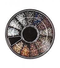 Düfte, Parfümerie und Kosmetik Strasssteine in Karussell - Peggy Sage Micro Diamond