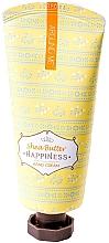 Düfte, Parfümerie und Kosmetik Handcreme mit Sheabutter - Welcos Around Me Happiness Hand Cream Shea Butter