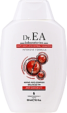 Düfte, Parfümerie und Kosmetik Anti- Schuppen Shampoo mit Aminosäuren Komplex gegen Haarausfall - Dr.EA Anti-Hair Loss Herbal Anti-Dandruff Hair Shampoo
