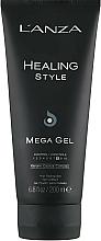 Düfte, Parfümerie und Kosmetik Haargel mit Keratin Mega starker Halt - L'anza Healing Style Mega Gel