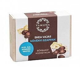 Düfte, Parfümerie und Kosmetik Mydło z masłem shea - Yamuna Shea Butter Vegetable Soap