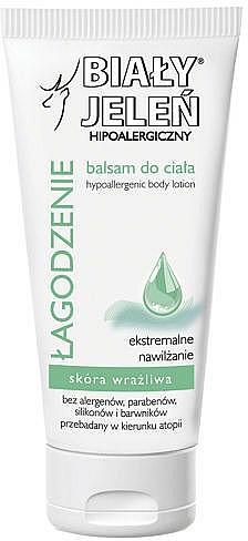 Hypoallergener Körperbalsam für empfindliche Haut - Bialy Jelen Hypoallergenic Balm