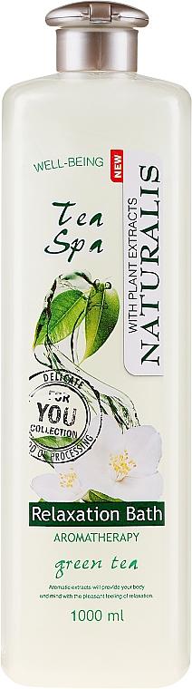 Entspannendes Badeöl mit grünem Tee - Naturalis Tea Spa Relaxation Bath
