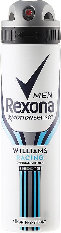 Deospray Antitranspirant - Rexona MotionSense Men Deodorant Spray
