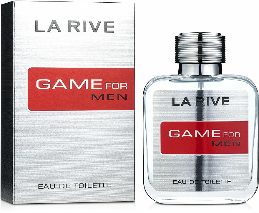La Rive Game For Men - Eau de Toilette  — Bild N2