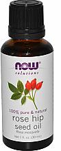 Düfte, Parfümerie und Kosmetik Ätherisches Öl Hagebutten - Now Foods Essential Oils 100% Pure Rose Hip Seed Oil