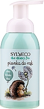 Düfte, Parfümerie und Kosmetik Handwaschschaum mit Blaubeerduft - Sylveco For Kids Hand Wash Foam