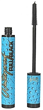 Düfte, Parfümerie und Kosmetik Wasserfeste Mascara für lange und geschwungene Wimpern - Delia Mascara Waterproof Full Black Length & Curl