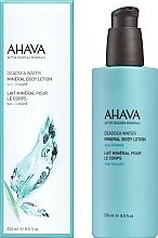 Düfte, Parfümerie und Kosmetik Minerale Körperlotion mit erfrischendem Meeresduft - Ahava Deadsea Water Mineral Body Lotion Sea-Kissed