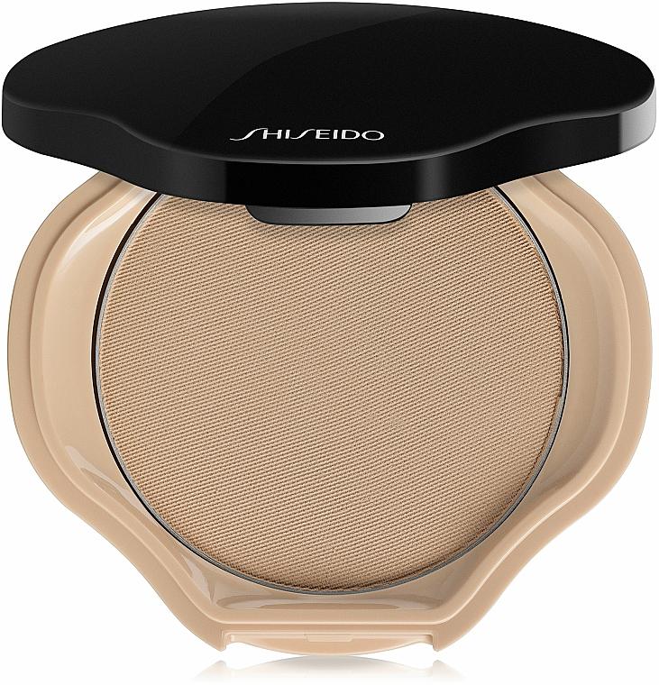 Kompakte Foundation SPF 15 - Shiseido Sheer and Perfect Compact SPF 15