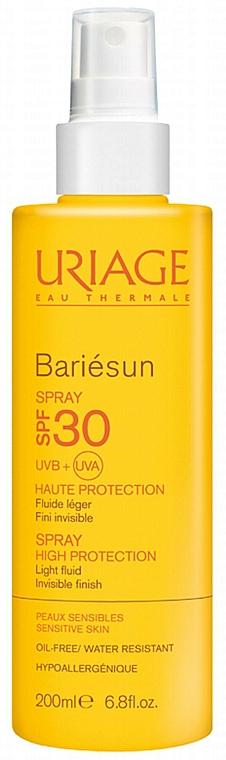 Wasserfestes Sonnenschutzspray SPF 30 - Uriage Suncare product