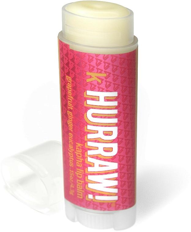 Lippenbalsam Kapha - Hurraw! Kapha Lip Balm Limited Edition — Bild N2