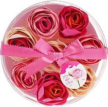 Düfte, Parfümerie und Kosmetik Seifenkonfetti mit Rosenduft 8 St. - Spa Moments Bath Confetti Rose